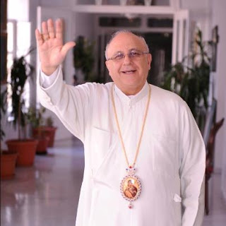 Archbishop Issam John Darwish