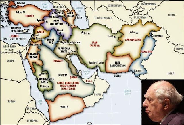 The Bernard Lewis Plan for the Middle East