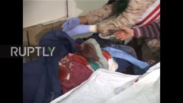 Syria: At least 7 children killed as rebel shelling hits Aleppo school *GRAPHIC*