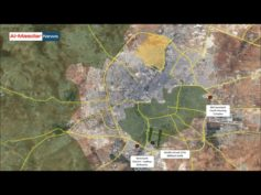 Syrian War Update – Aleppo (December 2, 2016): Intense Clashes and New Structures.