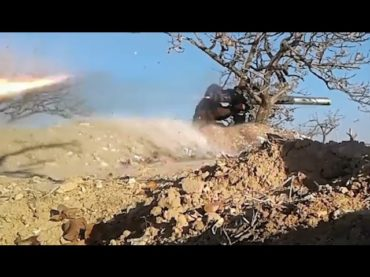 Jihadists in Syria using guided missiles | December 8th -28th 2016