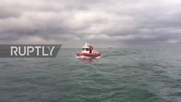 Russia: Search and recovery teams continue Black Sea operation following Tu-154 crash