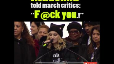 Report: Secret Service to Investigate Madonna for 'Blowing Up the White House' Comment