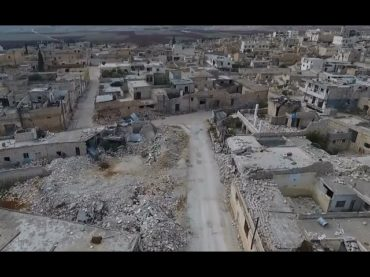 Syrian ghost towns | Anadan, Aleppo province | February 2017