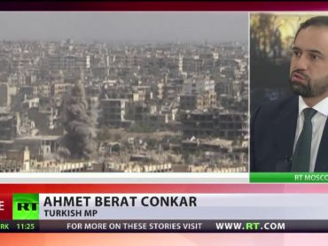 Conflicting positions between US, Russia & Turkey on the ground in Syria – Turkish MP Çonkar