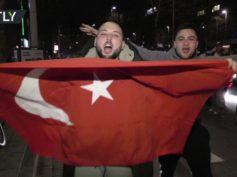 Protests in Rotterdam after Turkish FM blocked from entering the country