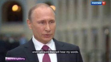 """BREAKING: Putin's Message to Russian """"Sleeper Agents"""" in the West"""