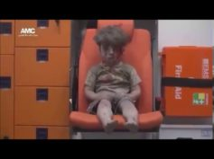 """Omran Being """"Arranged"""" for his photo-op #Aleppo"""