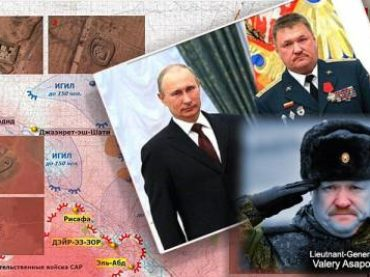 Who Killed Russia's General Valery Asapov in Syria? – Robert Fisk
