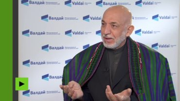 Hamid Karzai : gli americani si comportano come invasori