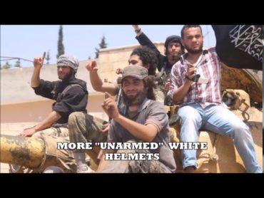 OSCAR WINNING WHITE HELMETS EXPOSED.