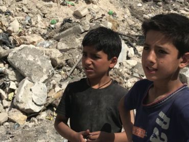 "EAST ALEPPO: Children Describe Crucifixion of Civilians by ""Moderate Rebels"""