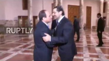Egypt: Al-Sisi welcomes Lebanon's Hariri ahead of bilateral talks