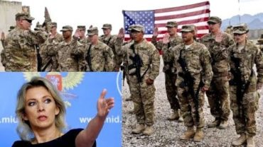Zakharova: U.S. Military Presence in Post-ISIS Syria Represents Foreign Occupation
