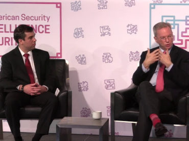The US and the Global Artificial Intelligence Arms Race