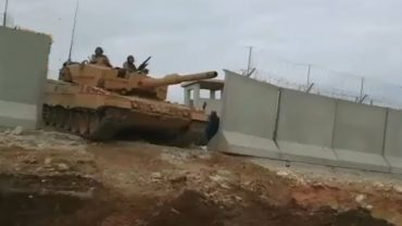 Images and reports from the Syrian Afrin region | January 21st 2018