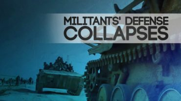 Syrian War Report – January 10, 2018: Militants' Defense Collapses In Southern Idlib