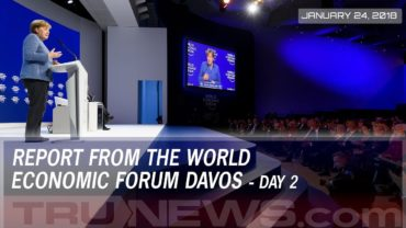 World Economic Forum Davos – secondo giorno