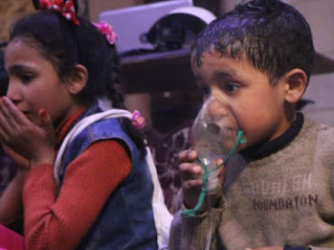 Russian intelligence reveals that another fake chemical attack is being prepared in Deir Ezzor