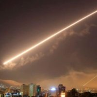 Israeli raid against Damascus