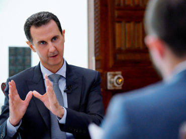 SIRIA – Intervista al presidente siriano Assad: molti che lo conoscono attraverso i media mainstream occidentali se ne stupiranno