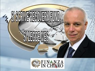 SI SCRIVE RECOVERY FUND, SI LEGGE MES