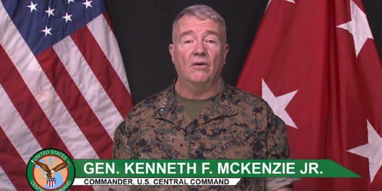Generale Kenneth McKenzie: se non c'è una guerra creala 1