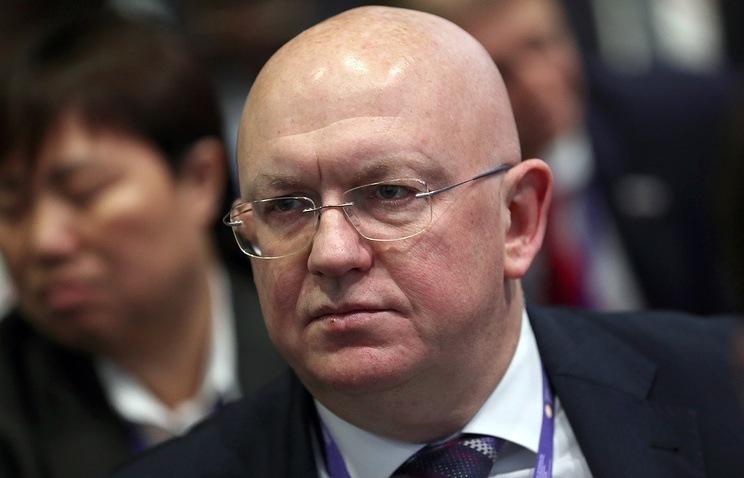 ambasciatore russo Vasily Alekseevich