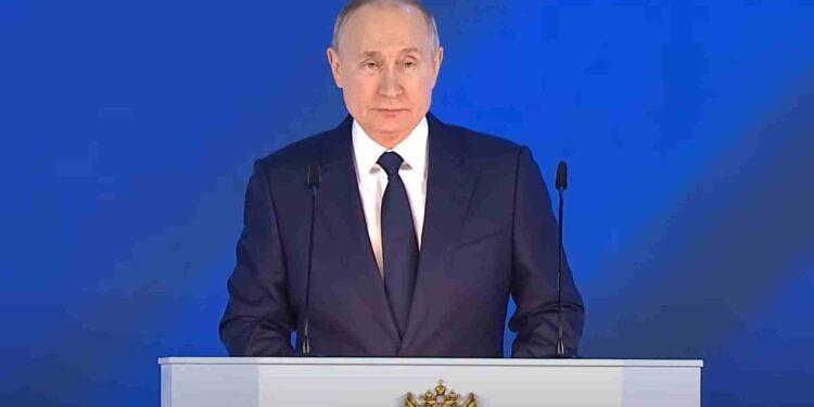"""Putin: """"Gli organizzatori delle provocazioni se ne pentiranno perché da tempo non si sono pentiti di nulla"""". 1"""