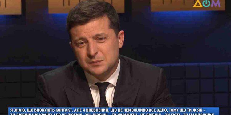 Zelensky sostiene che, presto o tardi, si riprenderà la Crimea 1