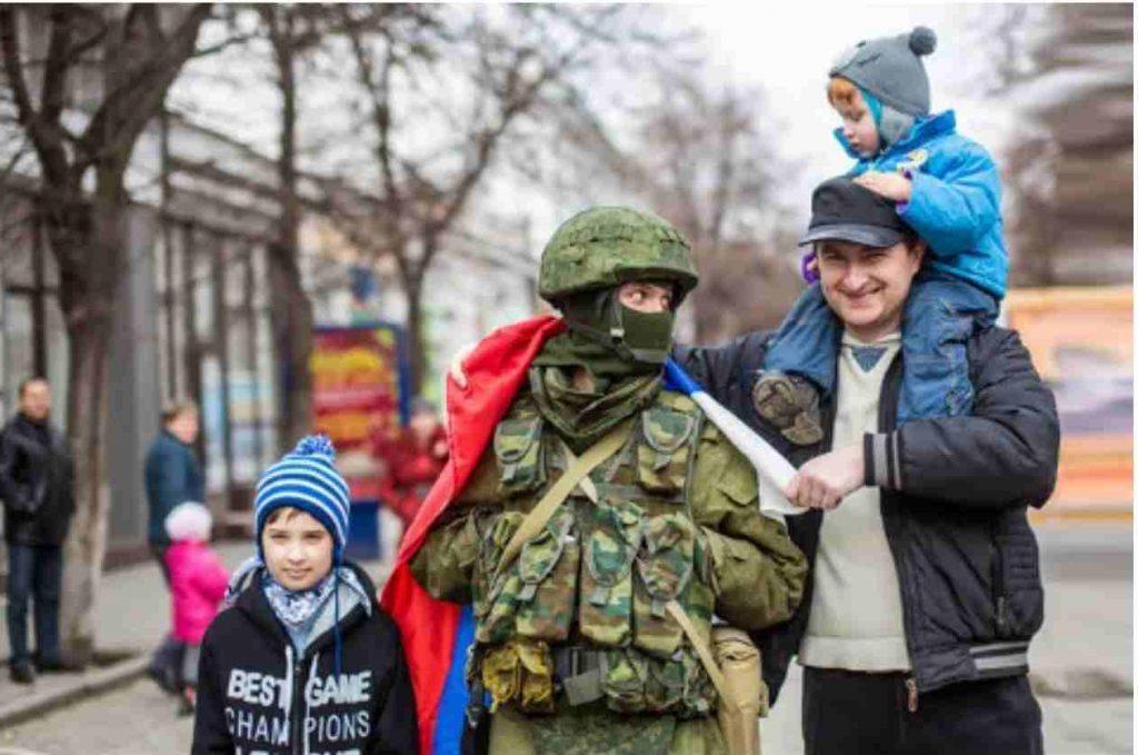 Zelensky sostiene che, presto o tardi, si riprenderà la Crimea 3