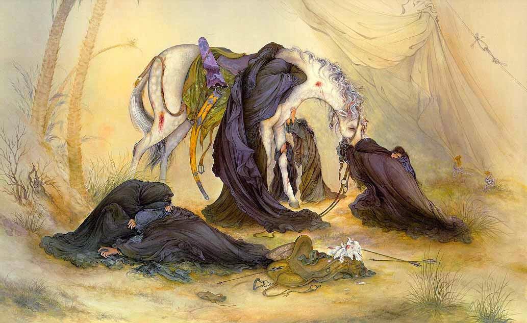 Il pellegrinaggio islamico sciita dell'Arbaʽeen 3