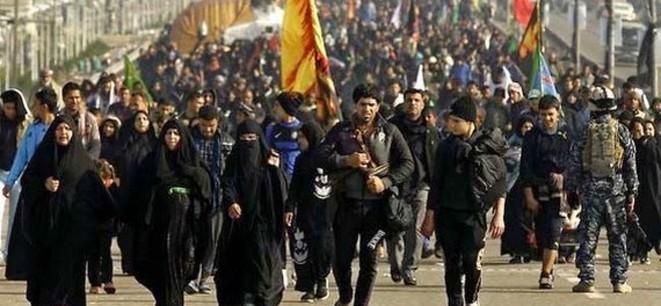 Il pellegrinaggio islamico sciita dell'Arbaʽeen 2