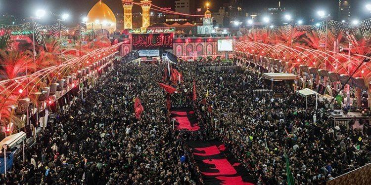 Il pellegrinaggio islamico sciita dell'Arbaʽeen 1