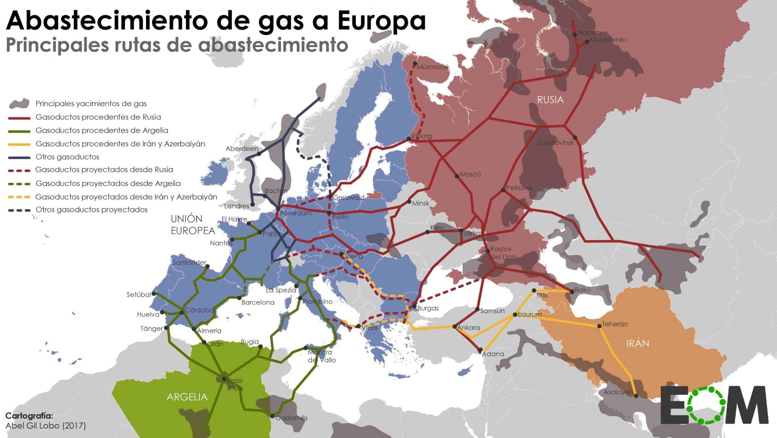 Il prezzo del gas si abbasserà sensibilmente, la Russia fornirà quantitativi eccezionali 2